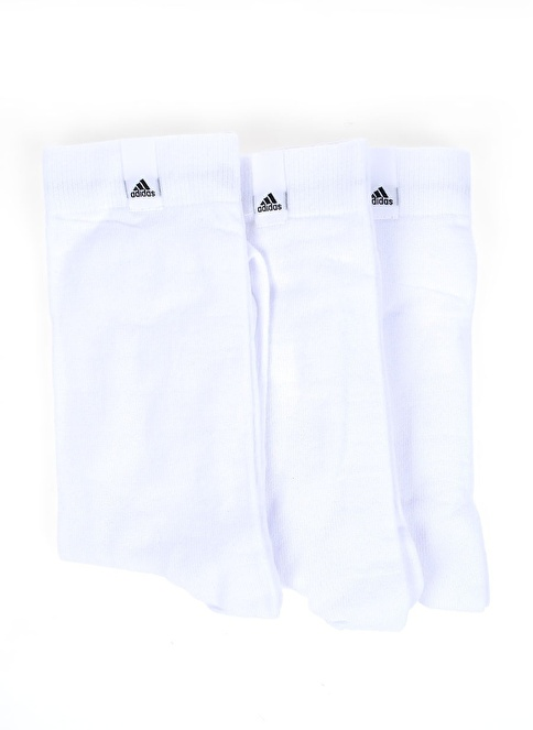 adidas Spor Çorap | 3'lü Çorap Beyaz